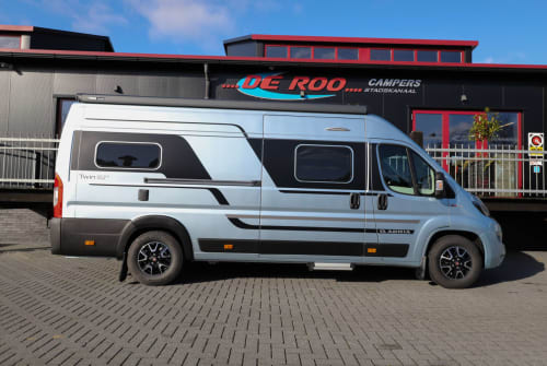 Wohnmobil mieten in Stadskanaal von privat | Adria Twin 640 SLB