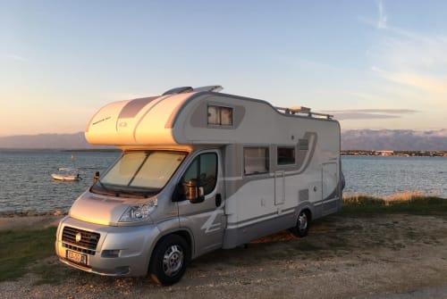 Wohnmobil mieten in Wörth von privat | Adria Molli mit 160PS