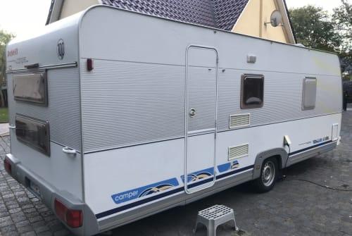 Wohnmobil mieten in Plate von privat | Dethleffs Ostseecamper