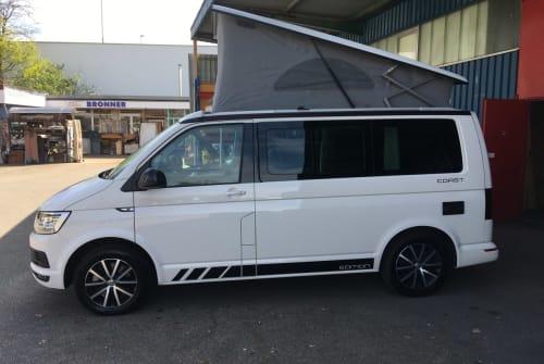 Wohnmobil mieten in Freiburg im Breisgau von privat | VW California Coast 4 Motion204 PS Automatic Bella