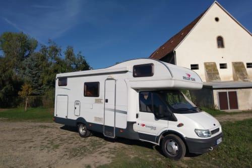 Wohnmobil mieten in Müglitztal von privat | Ford Andreas JJ 74