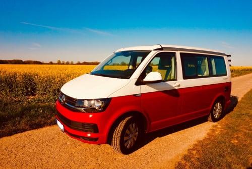 Wohnmobil mieten in Berlin von privat | VW Gneisti