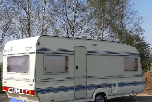Wohnmobil mieten in Malsfeld von privat | Wilk de Luxe  Erna