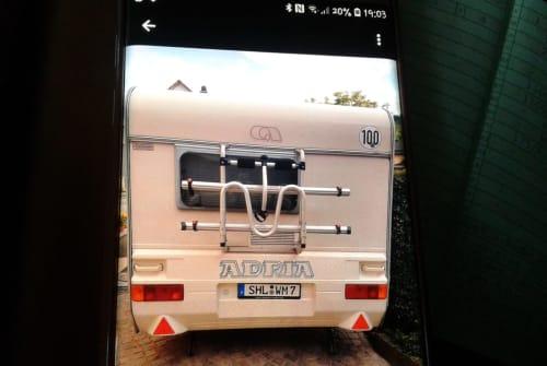 Wohnmobil mieten in Suhl von privat | Adria ADRIA