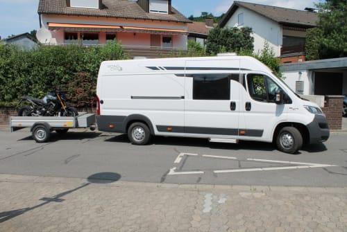 Wohnmobil mieten in Bensheim von privat | Pössl Roadcar Michels Roadcar
