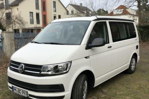 Wohnmobil mieten in Kleinmachnow von privat | VW Behagen 993