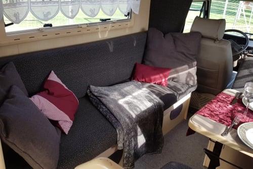 Wohnmobil mieten in Neukirchen von privat | Knaus  Paulchen Immich