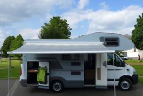 Wohnmobil mieten in Düsseldorf von privat | Knaus  Pauline