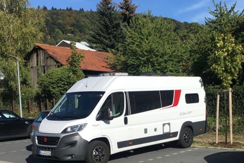 Wohnmobil mieten in Ettlingen von privat | Bürstner WoMo mit Solar