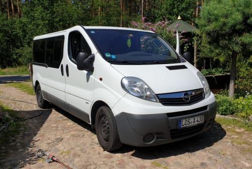 Wohnmobil mieten in Grünheide von privat | Opel  Opelix