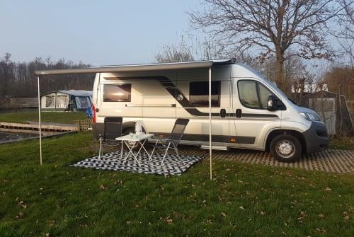 Wohnmobil mieten in Montfoort von privat | Knaus bakkercamper