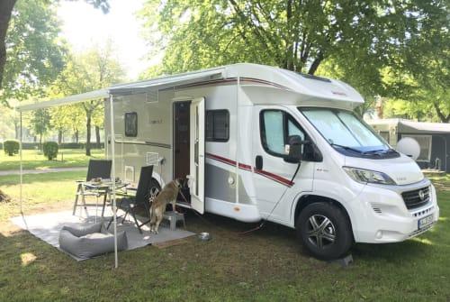 Wohnmobil mieten in Waldbronn von privat | Dethleffs JayJay