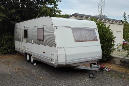 Wohnmobil mieten in Freiburg im Breisgau von privat | Dethleffs LüLa Mobil