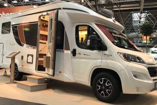 Wohnmobil mieten in Bedburg von privat | Bürstner Premium TD 728