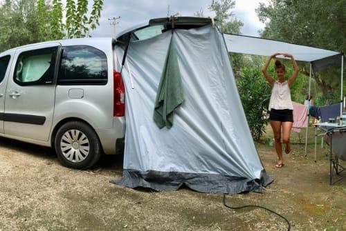 Wohnmobil mieten in Augsburg von privat | Citroen Bernd Superman