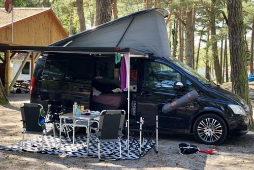 Wohnmobil mieten in Hamburg von privat   Mercedes-Benz  FamilyVan