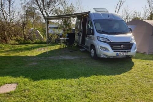 Wohnmobil mieten in Nordhorn von privat | Rapido Auri