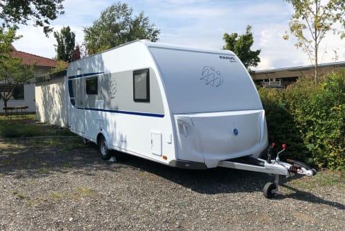 Wohnmobil mieten in Neufahrn bei Freising von privat | Weinsberg Luisa