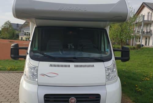Wohnmobil mieten in Künzell von privat | Fiat Ducato  Lukas