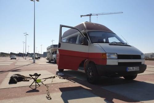 Wohnmobil mieten in Bruchsal von privat | VW Wade the Bulli