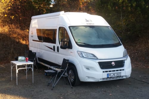 Wohnmobil mieten in Wendeburg von privat | Fiat Ducato Hori