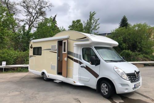 Wohnmobil mieten in Dresden von privat | Renault Master dci Diego 37