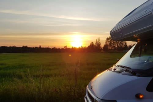 Wohnmobil mieten in Stendal von privat | Ford Elli