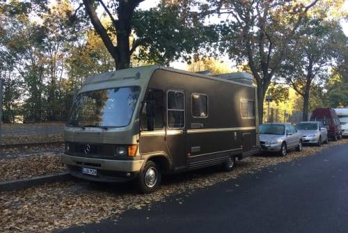 Wohnmobil mieten in Berlin von privat | Tabbert Buddha