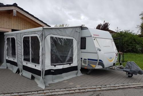 Wohnmobil mieten in Raubling von privat | Dethleffs Familienkutsche