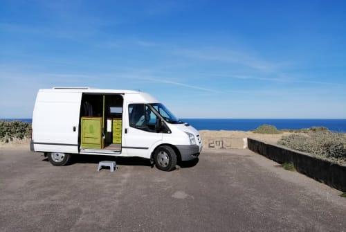 Wohnmobil mieten in Norderstedt von privat | Ford Transit Homy