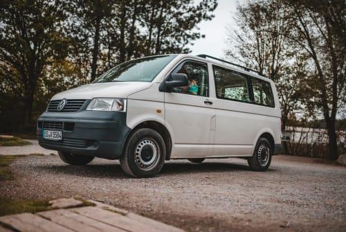 Wohnmobil mieten in Gescher von privat | VW Barndoor