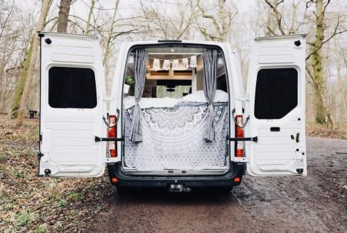 Wohnmobil mieten in Erfurt von privat | Renault Renate