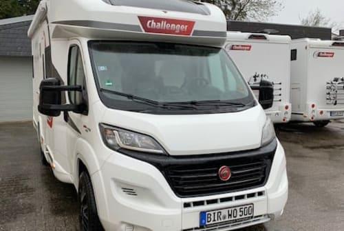 Wohnmobil mieten in Stolberg von privat | Challenger Challenger275