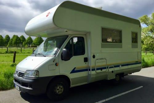 Wohnmobil mieten in Dortmund von privat | Bürstner A 532-2 Scout