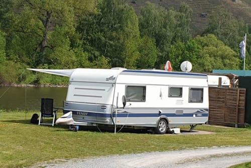 Wohnmobil mieten in Babenhausen von privat | Fendt Breuberg_Camper