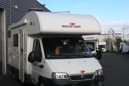 Wohnmobil mieten in Werder von privat | Fiat Ducato Rolfi