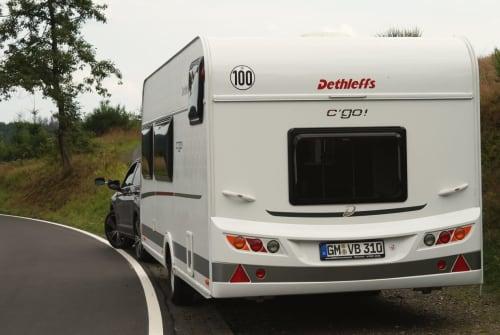 Wohnmobil mieten in Gummersbach von privat   Detleffs Family Camper