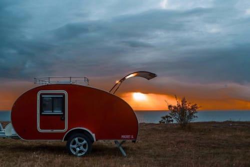 Wohnmobil mieten in Hoofddorp von privat | Gobanna Magneet