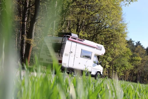 Wohnmobil mieten in Planetal von privat | Fiat Ducato Elsbeth