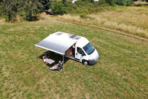 Wohnmobil mieten in Neunkirchen von privat   Hymer Alohamobil