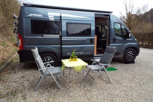 Wohnmobil mieten in Gerstetten von privat | Pössl Traumfänger