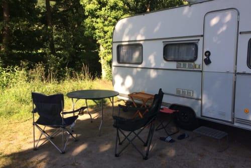 Wohnmobil mieten in Schopfheim von privat | Dethleffs Hubbi