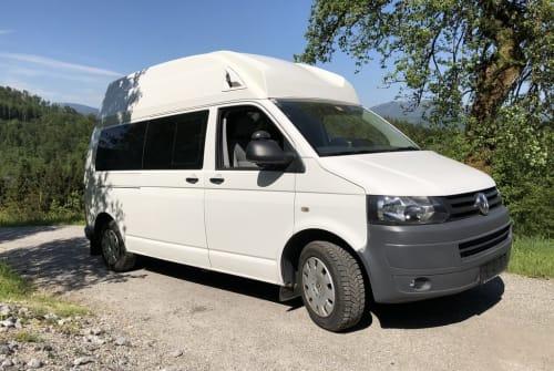 Wohnmobil mieten in Hallein von privat | VW T5 Bussi