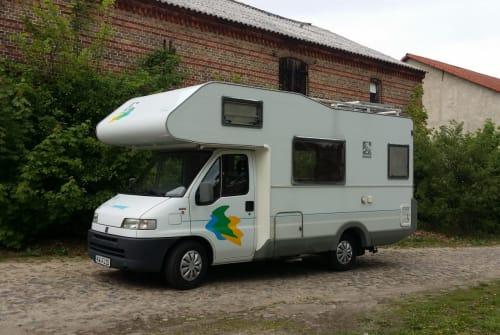 Wohnmobil mieten in Heidesee von privat | Knaus Heidi