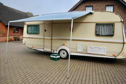 Wohnmobil mieten in Nideggen von privat | Tabbert Tabbert