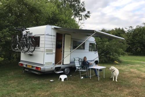 Wohnmobil mieten in Schaijk von privat | Hymer  Hymer B584