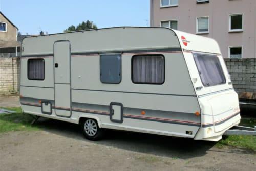 Wohnmobil mieten in Auerbach i. d. OPf. von privat | Bürstner SIGGI