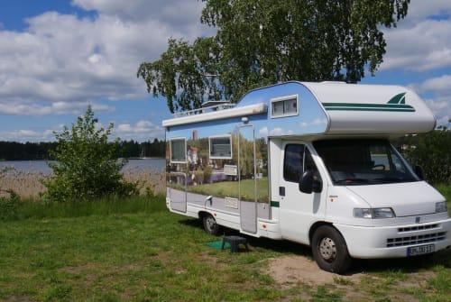 Wohnmobil mieten in Angermünde von privat | Fiat Stolpe