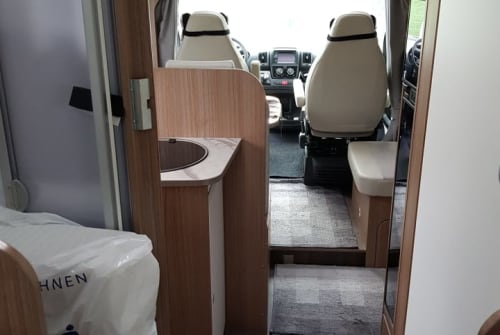 Wohnmobil mieten in Stammham von privat | CARADO LISSI