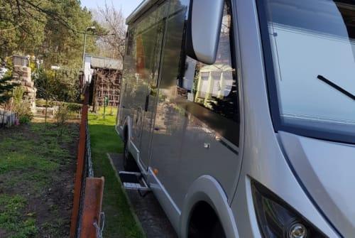 Wohnmobil mieten in Oranienburg von privat | Bürstner SUSI II